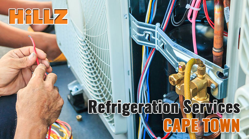 Advantages of hiring Refrigeration services Cape Town